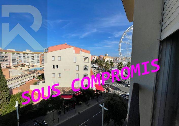 A vendre Appartement Le Cap D'agde   Réf 345514608 - Robert immobilier