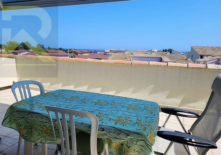 A vendre Appartement Marseillan Plage   Réf 345514609 - Robert immobilier