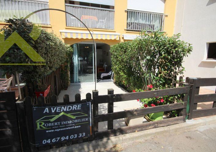 A vendre Appartement en rez de jardin Le Cap D'agde | Réf 345514610 - Robert immobilier