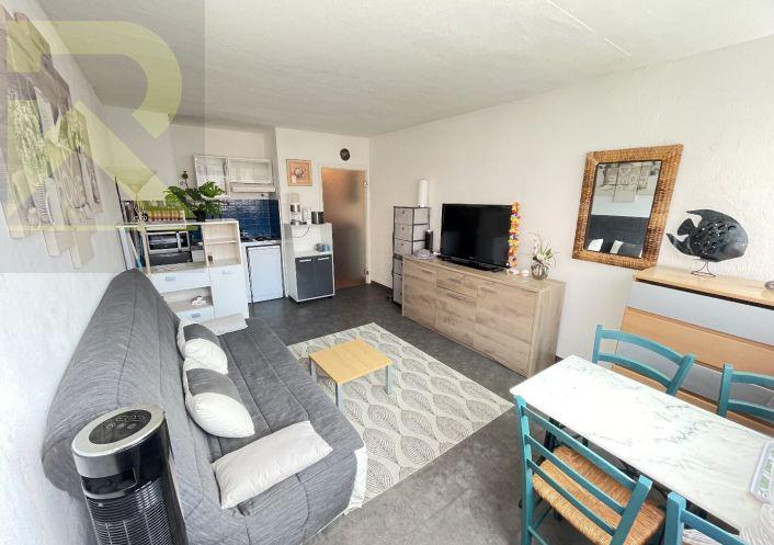 A vendre Studio Le Cap D'agde | Réf 345514611 - Robert immobilier