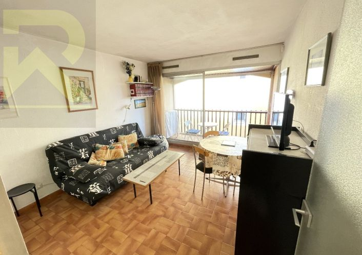 A vendre Studio Le Cap D'agde | Réf 345514619 - Robert immobilier