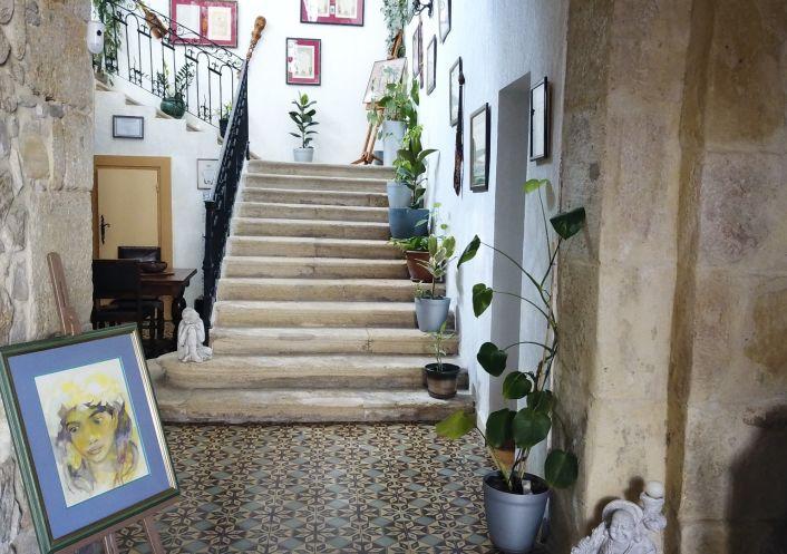 A vendre Maison bourgeoise Florensac | Réf 34551839 - Robert immobilier