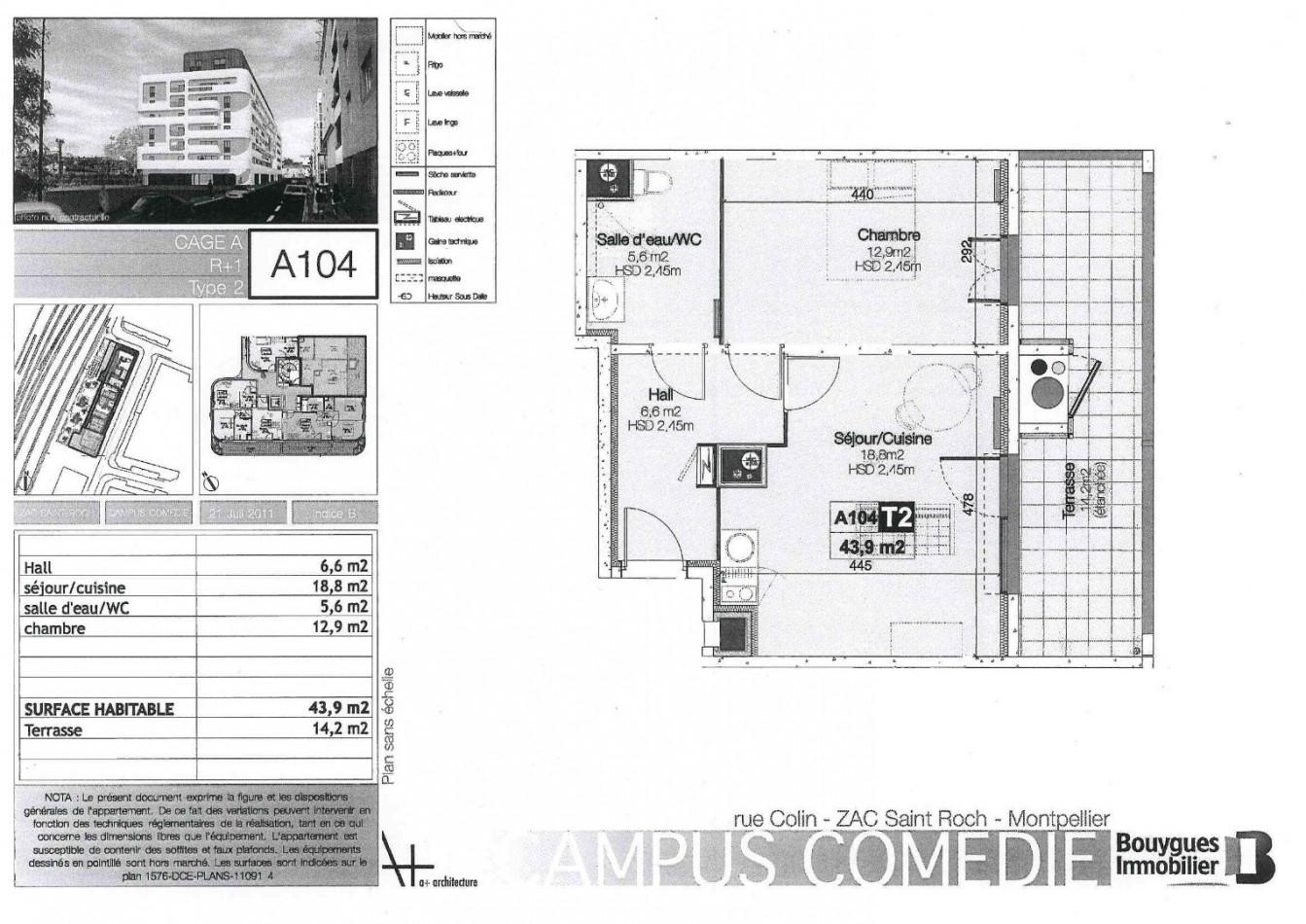 A vendre  Montpellier | Réf 345566434 - Opus conseils immobilier