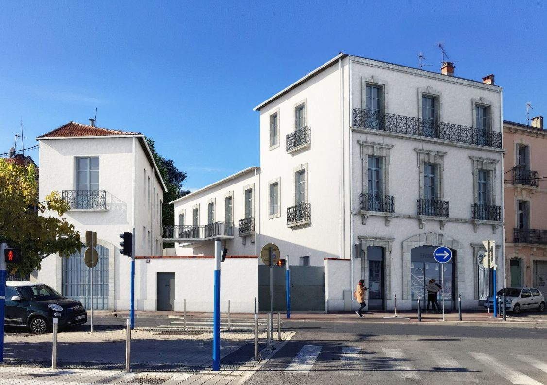 A vendre Montpellier 3438033139 Comptoir immobilier de france