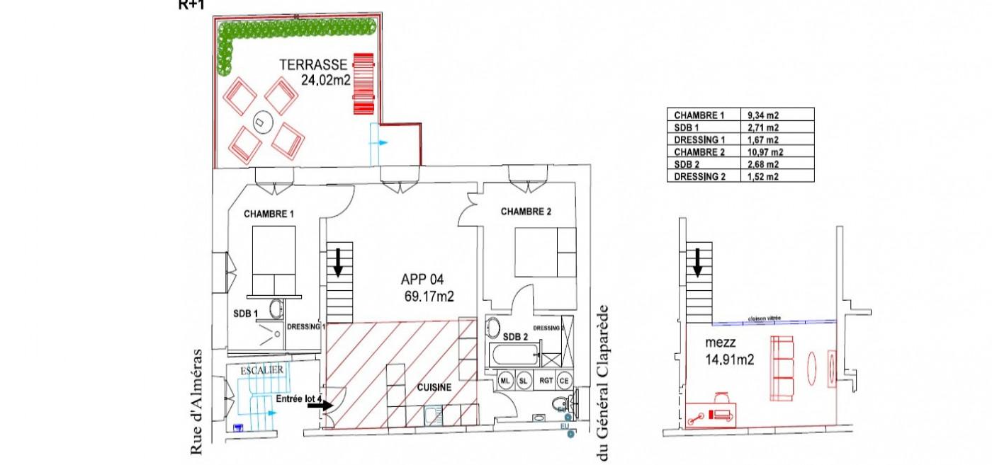 A vendre Montpellier 3456226626 Comptoir immobilier de france