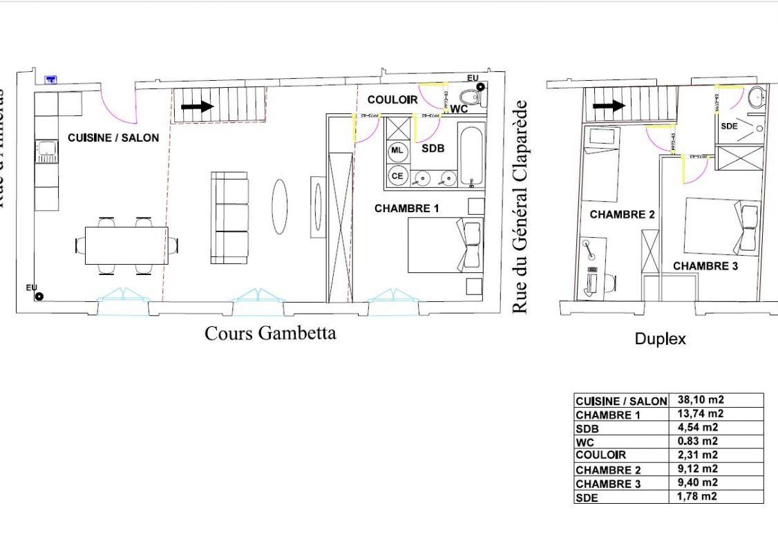 A vendre Montpellier 3456226695 Comptoir immobilier de france