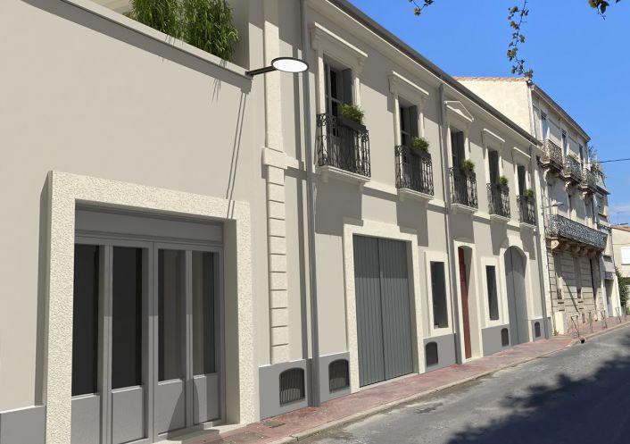 A vendre Montpellier 3456250193 Comptoir immobilier agence de l'écusson