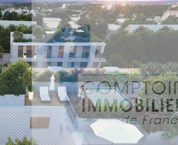 A vendre  Montpellier   Réf 3456258949 - Comptoir immobilier de france neuf