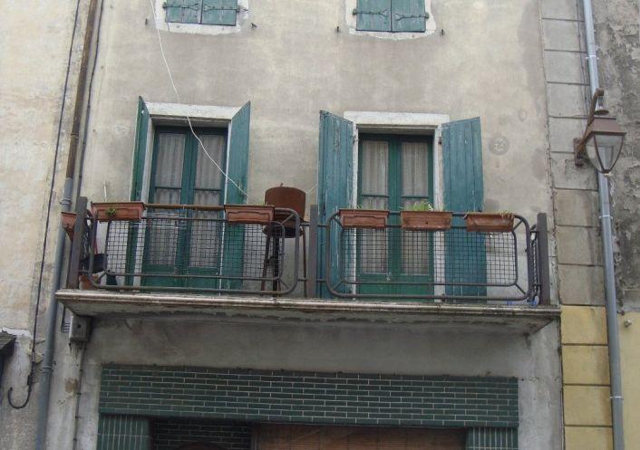 A vendre Immeuble � r�nover Saint Pons De Thomieres | R�f 3456263426 - Agence jnca