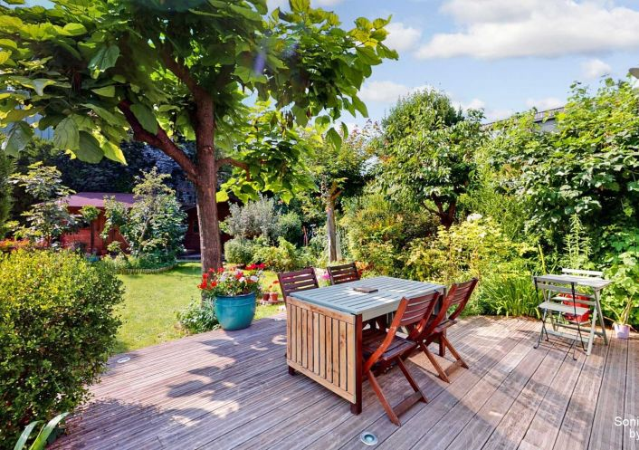 A vendre Maison Vitry Sur Seine   R�f 3456265189 - Comptoir immobilier de france prestige