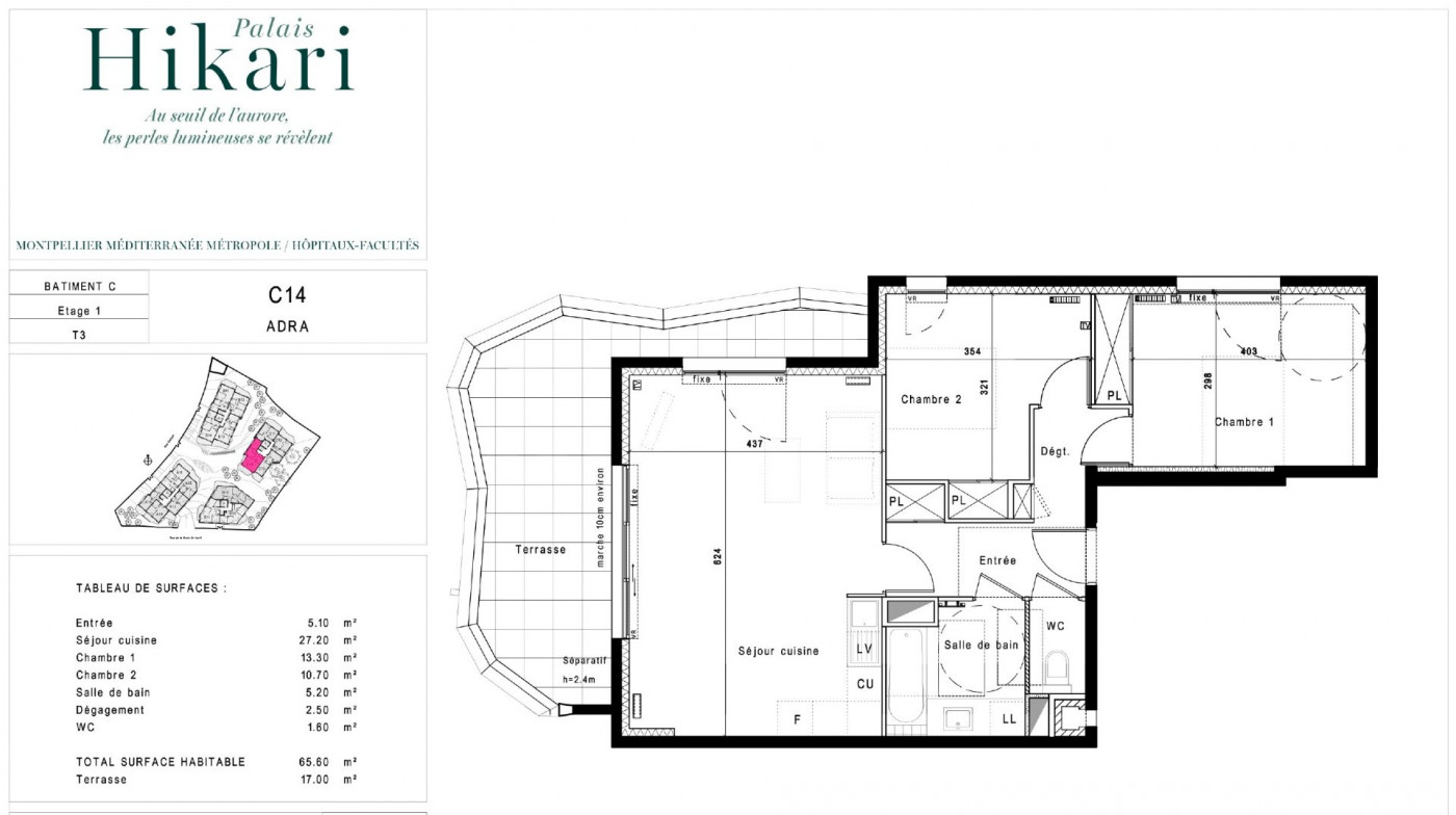 A vendre  Montpellier | Réf 345631087 - Immobiliere dejean patrimoine