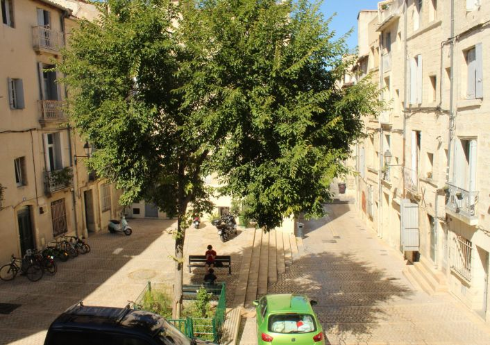 A vendre Appartement ancien Montpellier   R�f 34563963 - Immobiliere dejean patrimoine