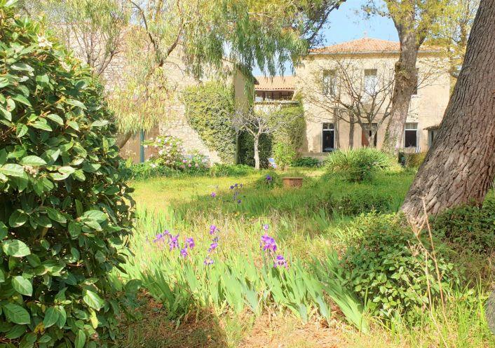 A vendre Maison bourgeoise Cournonterral | R�f 345641491 - Ma maison au sud