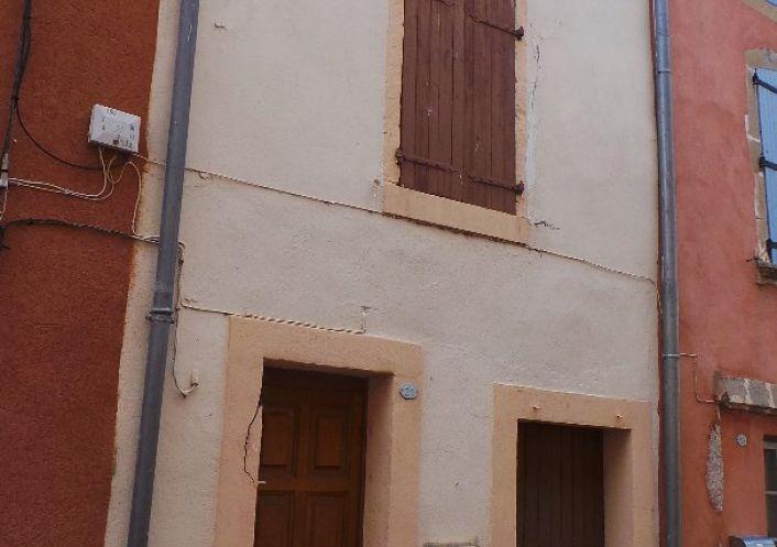 A vendre Saint Chinian 345391253 Vives immobilier
