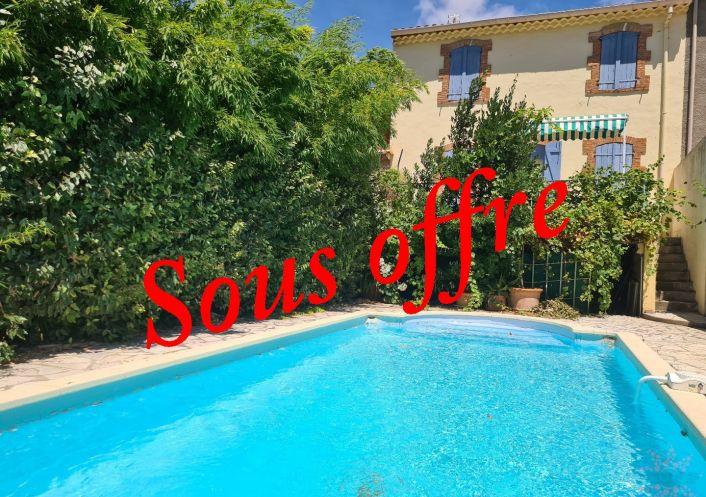 A vendre Maison vigneronne Servian   Réf 345711747 - Vives immobilier