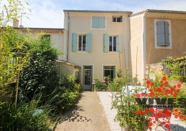 A vendre Maison vigneronne Servian   Réf 345712419 - Vives immobilier