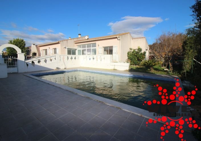 A vendre Maison Lespignan | Réf 345712617 - Vives immobilier