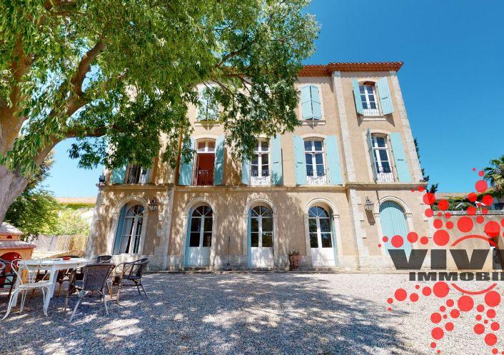 A vendre Maison de maître Villeneuve Les Beziers | Réf 345712861 - Vives immobilier