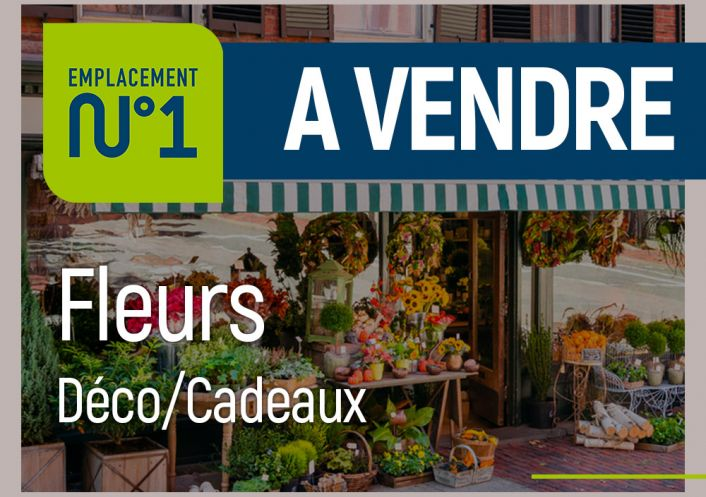 A vendre Fleuriste Montpellier   Réf 345731428 - Emplacement numéro 1