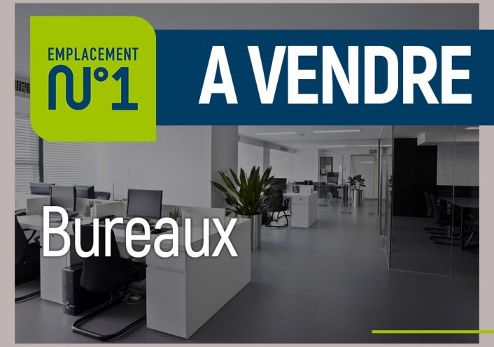 A vendre Bureau Montpellier | Réf 345732911 - Emplacement numéro 1