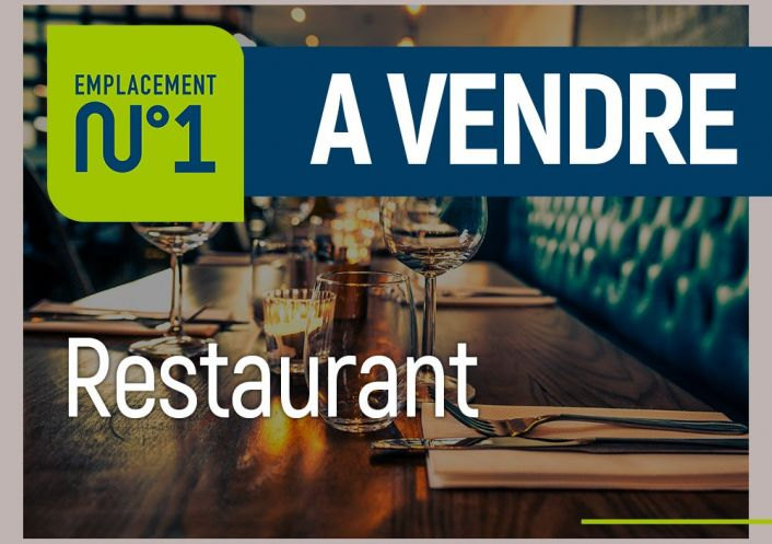 A vendre Restaurant Montpellier   Réf 345733067 - Emplacement numéro 1