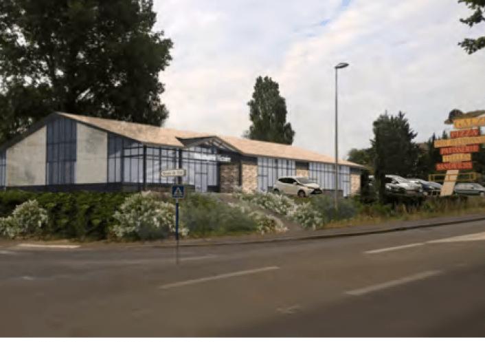 A vendre Local commercial FabrÈgues | Réf 345733183 - Emplacement numéro 1