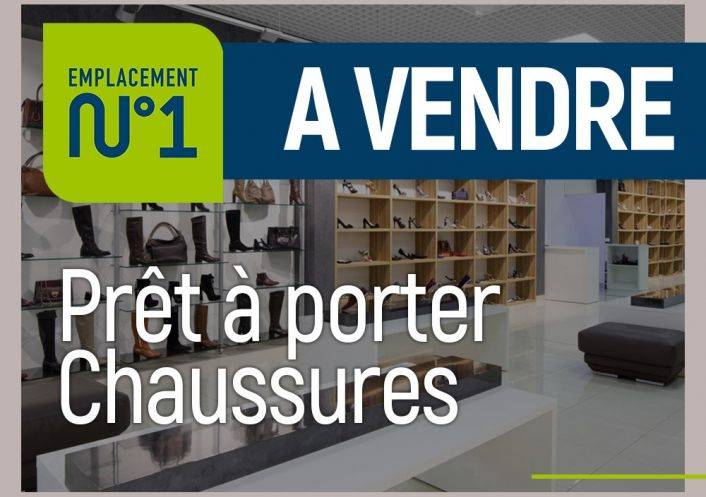 A vendre Prêt à porter Montpellier | Réf 34573761 - Emplacement numéro 1