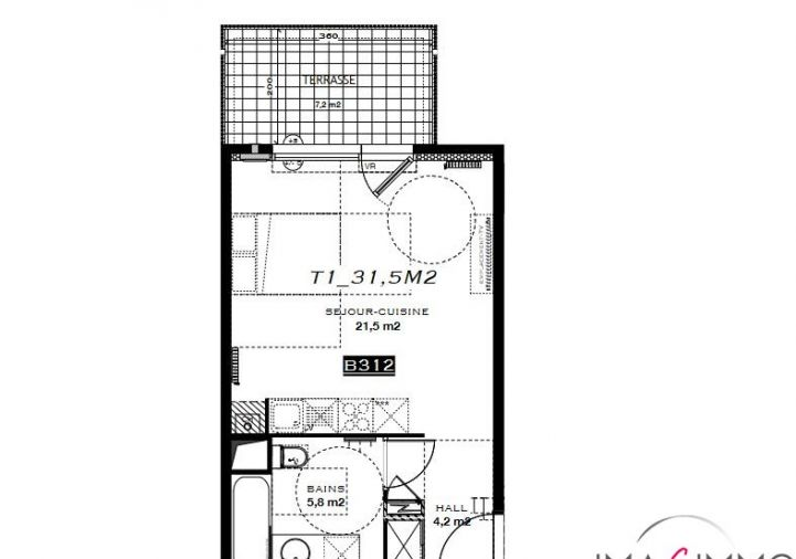 A vendre Appartement Castelnau Le Lez | Réf 3457433502 - Abri immobilier