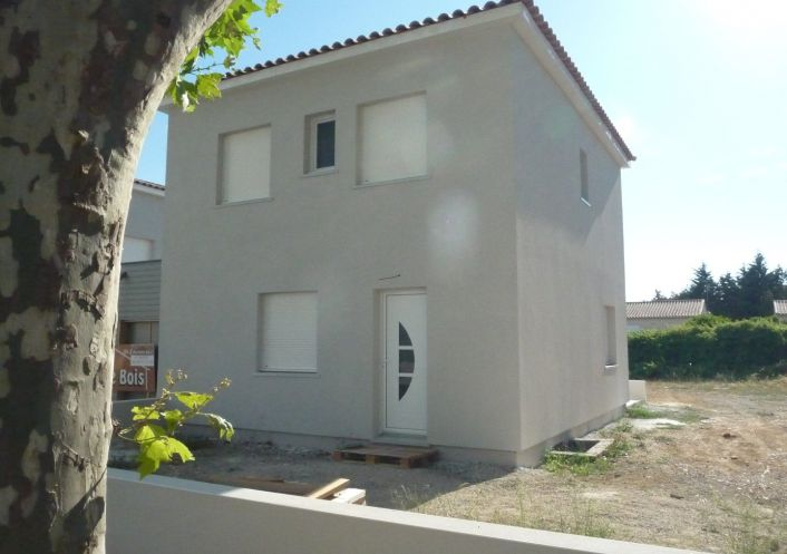 A vendre Bessan 3457718 David immobilier