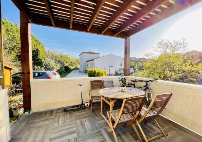 A vendre Appartement en rez de jardin Saint Thibery | R�f 34577794 - David immobilier
