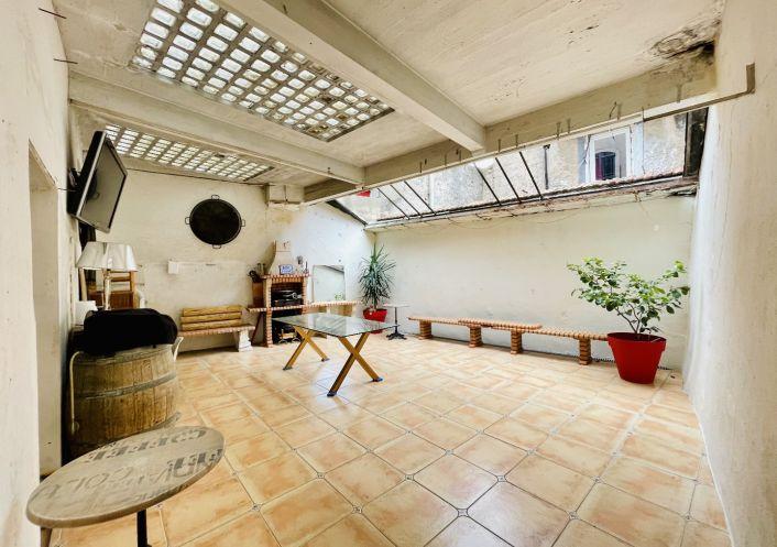 A vendre Garage Bessan   R�f 34577805 - David immobilier