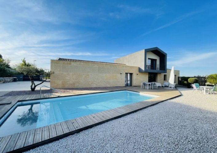 A vendre Villa d'architecte Espondeilhan | R�f 34577808 - David immobilier