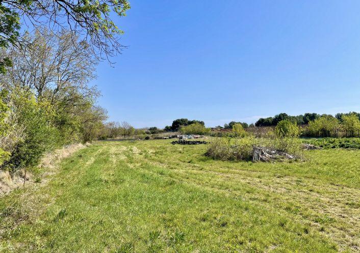 A vendre Terrain agricole Bessan | R�f 34577837 - David immobilier