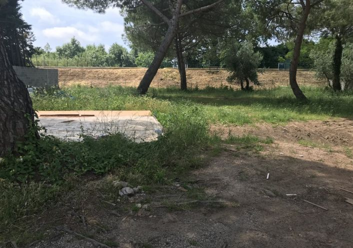 A vendre Terrain constructible Florensac | R�f 3457789 - David immobilier