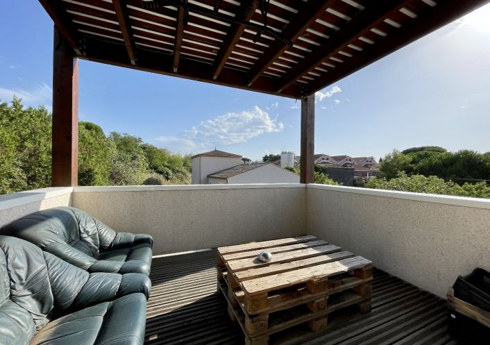 A vendre Appartement Saint Thibery   R�f 34577900 - David immobilier