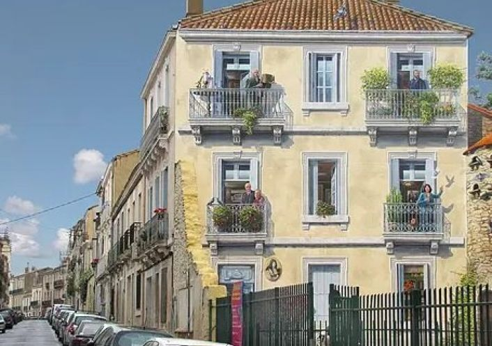 A vendre Appartement Montpellier   R�f 345791066 - Ao immobilier