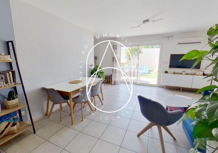 A vendre Maison Villeneuve Les Maguelone | R�f 345791188 - Ao immobilier