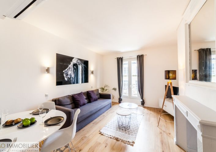 A vendre Appartement ancien Montpellier   R�f 345791210 - Ao immobilier