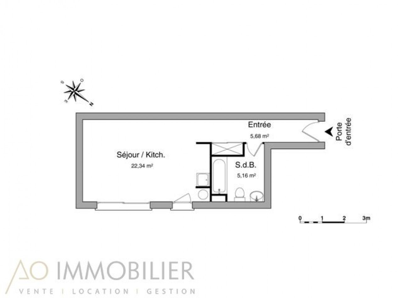 A vendre Montpellier 34579172 Ao immobilier