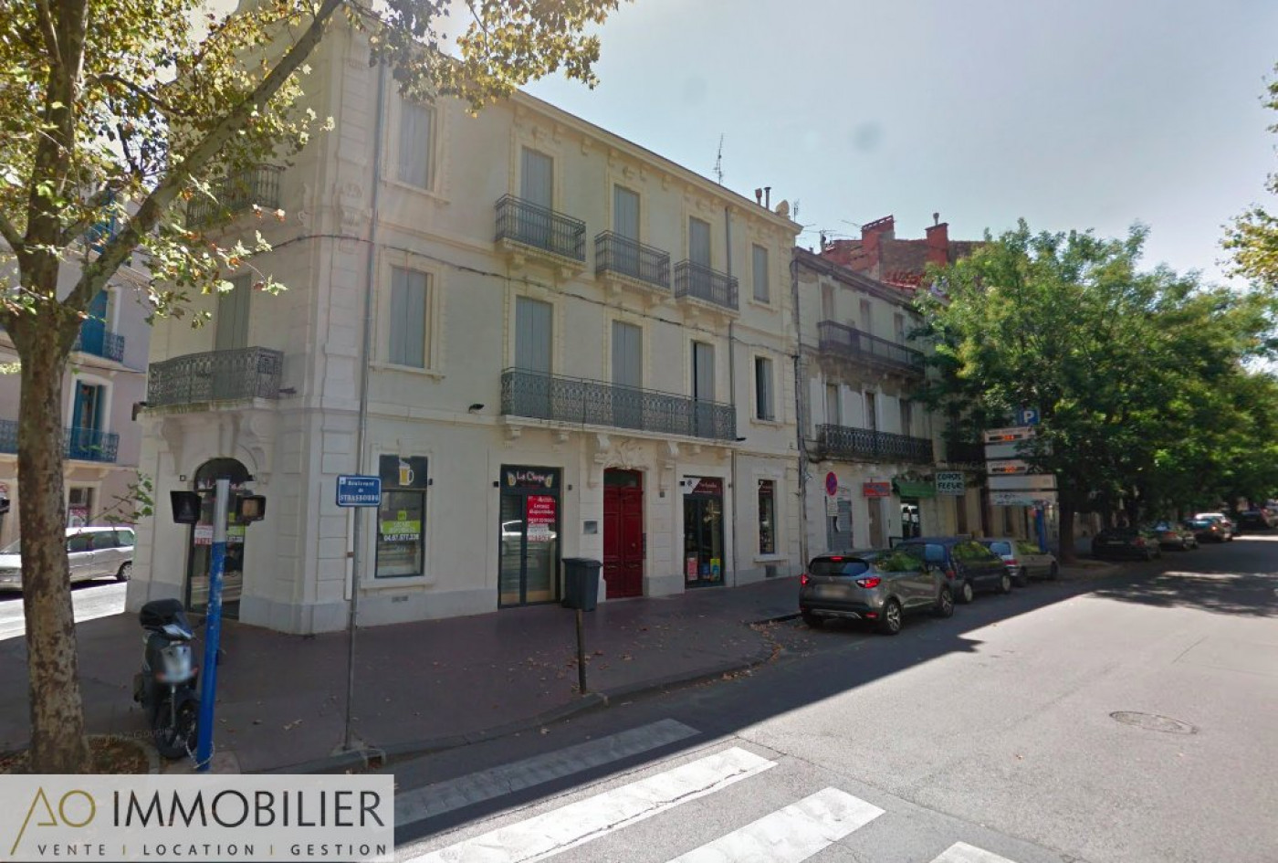 A louer Montpellier 34579291 Ao immobilier