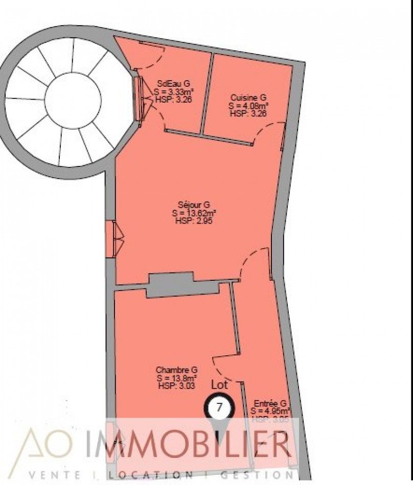 A vendre Montpellier 34579294 Ao immobilier