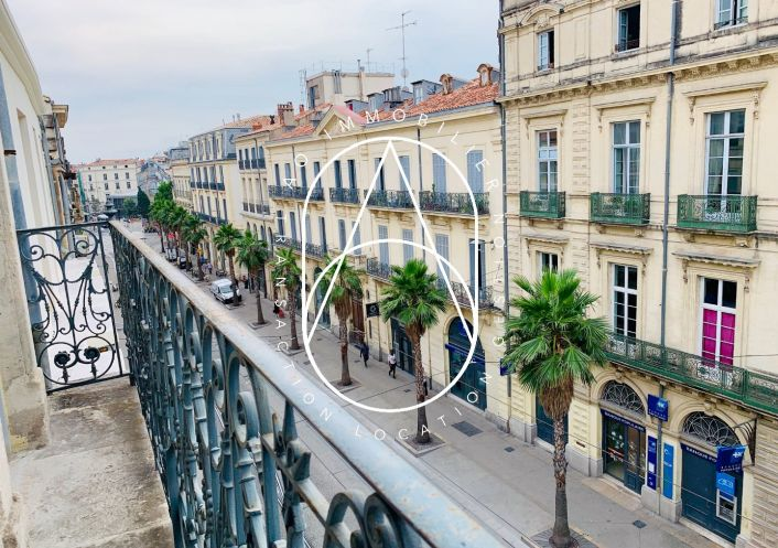 A louer Studio Montpellier   R�f 34579466 - Ao immobilier