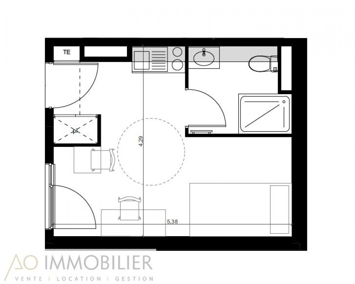 A vendre Montpellier 34579476 Ao immobilier