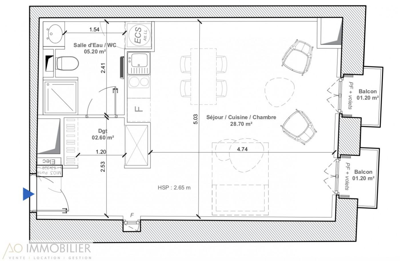 A vendre Sete 34579586 Ao immobilier