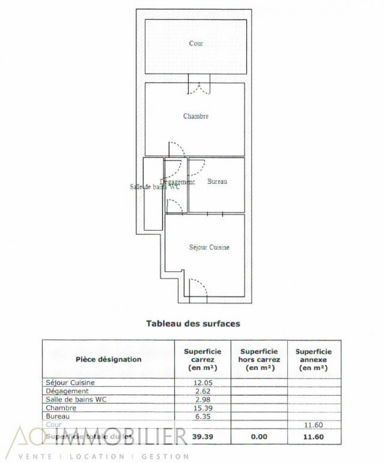 A vendre Montpellier 34579605 Ao immobilier