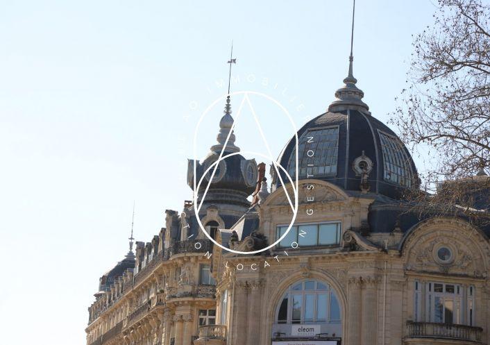 A vendre Bureau Montpellier | R�f 34579607 - Ao immobilier