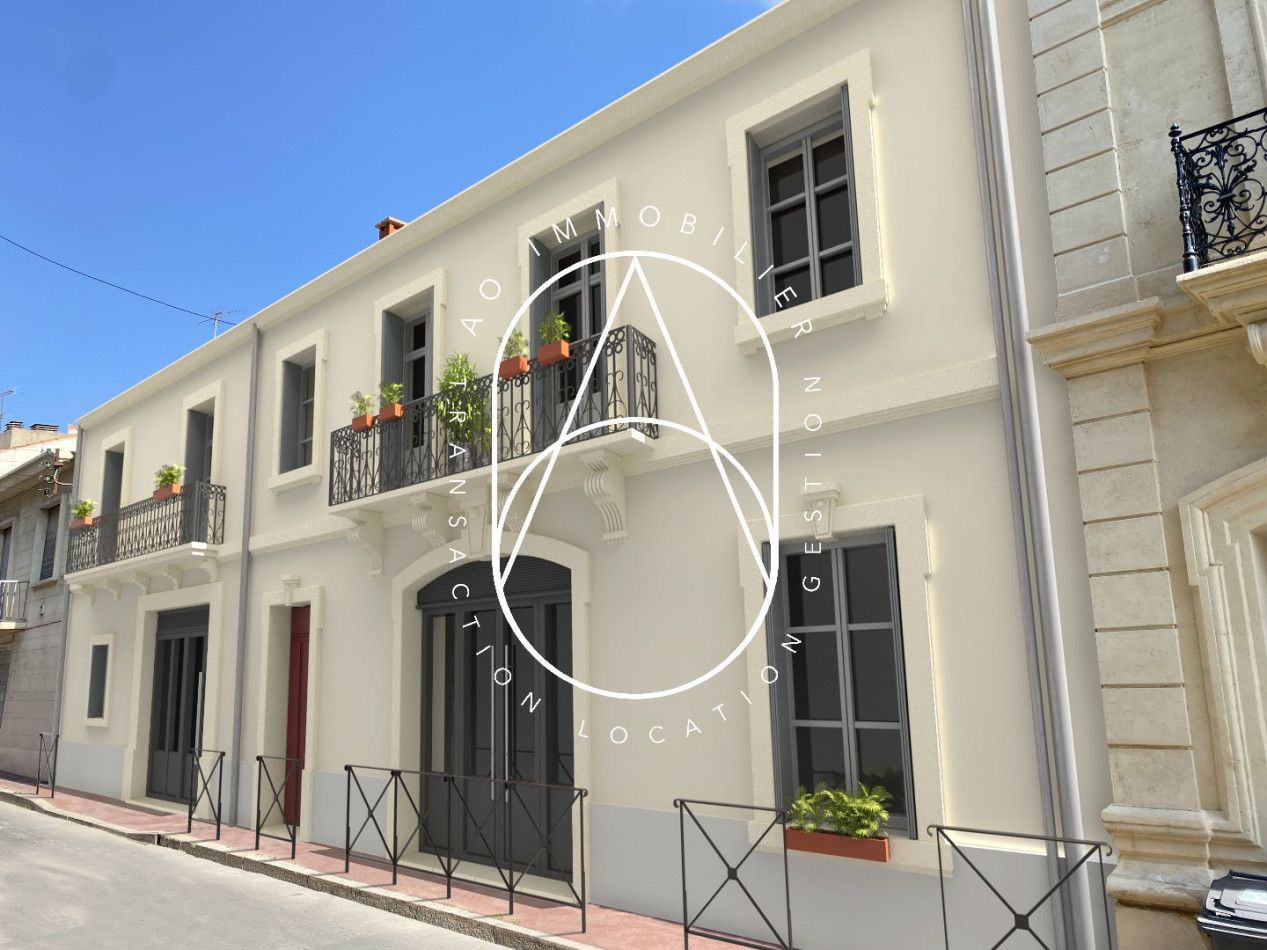 A vendre Montpellier 34579633 Ao immobilier
