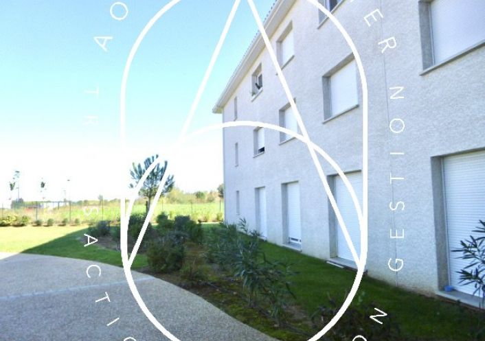 A vendre Appartement Rodilhan | R�f 34579823 - Ao immobilier