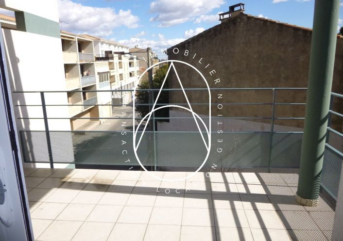 A vendre Appartement Nimes   R�f 34579826 - Ao immobilier