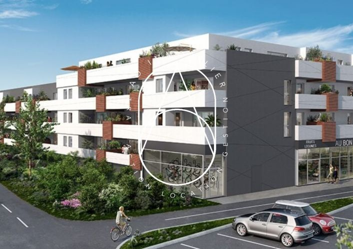 A vendre Appartement Castelnau Le Lez   R�f 34579915 - Ao immobilier